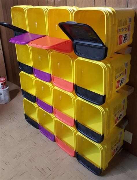 Diy Cubby Storage For Classrooms