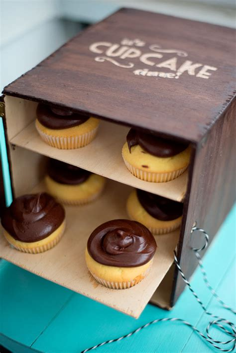 Diy Cupcake Box For 12