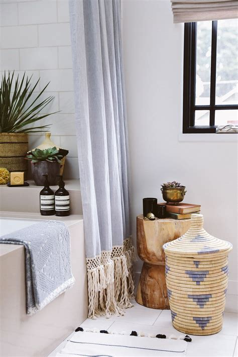 Diy Curtains Bathrooms
