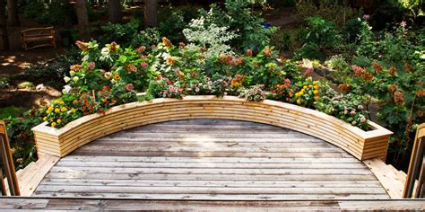 Diy Curved Planter Box