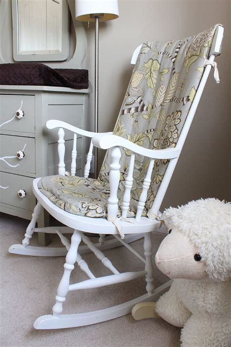 Diy Cushions For Rocking Chair