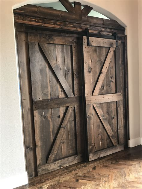 Diy Custom Barn Door