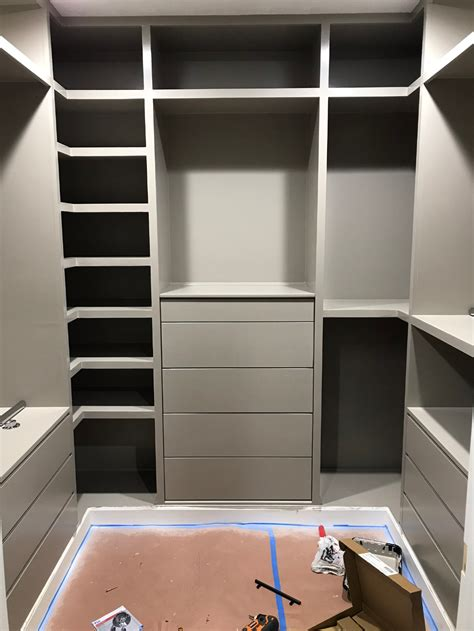 Diy Custom Closet Design Ideas