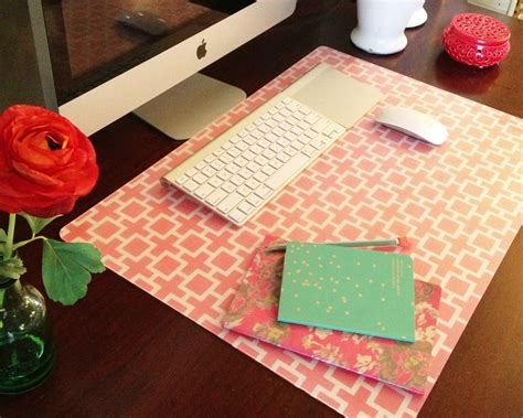 Diy Custom Desk Pad