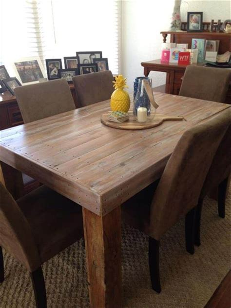 Diy Custom Dining Table