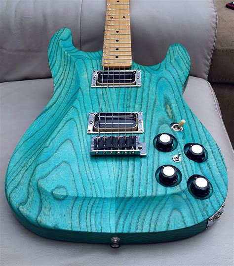 Diy Custom Electric Guitar