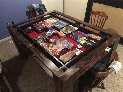 Diy Custom Game Table