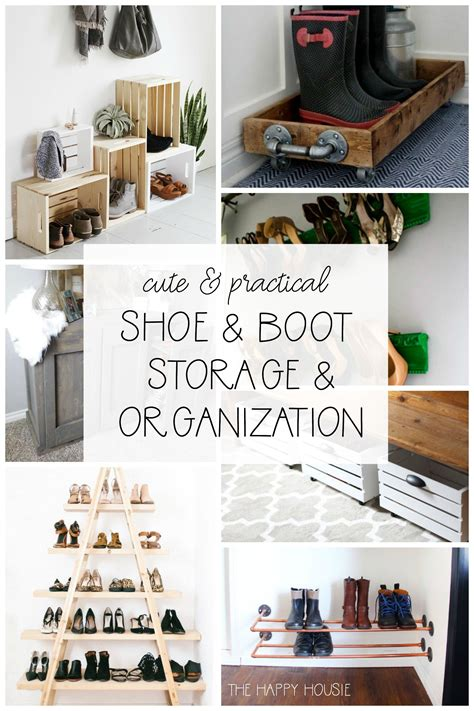 Diy Cute Shoe Rack