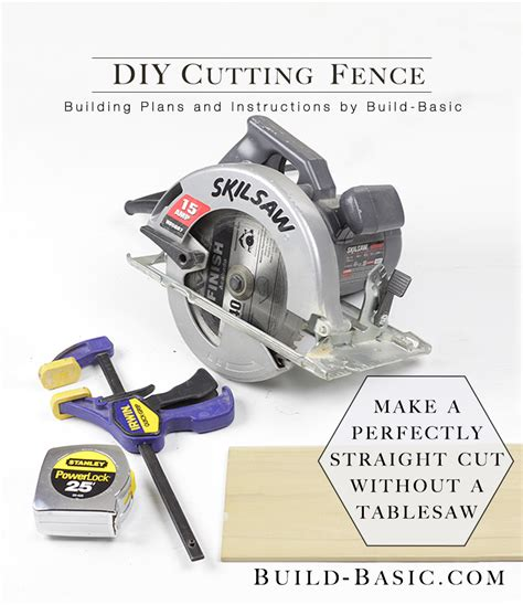 Diy Cutting Fence