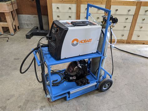 Diy Cutting Torch Cart