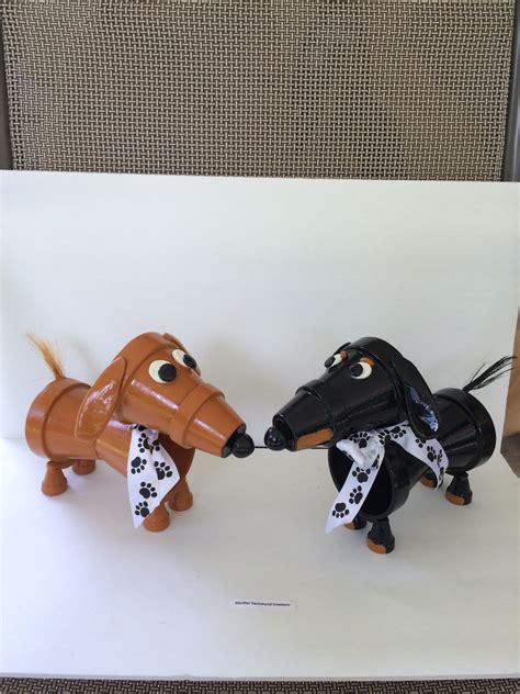 Diy Dachshund Directions Clay Pot