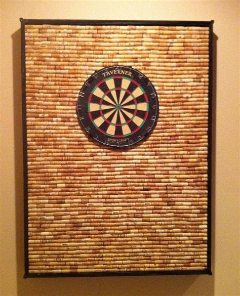 Diy Dartboard Wall Protector