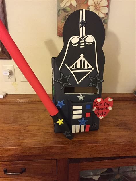 Diy Darth Vader Chest Box