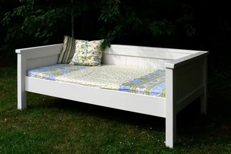Diy Day Bed Plans