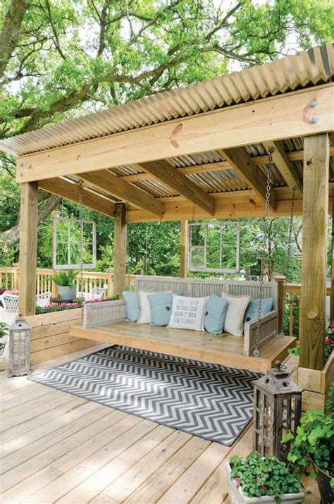 Diy Deck Design Ideas