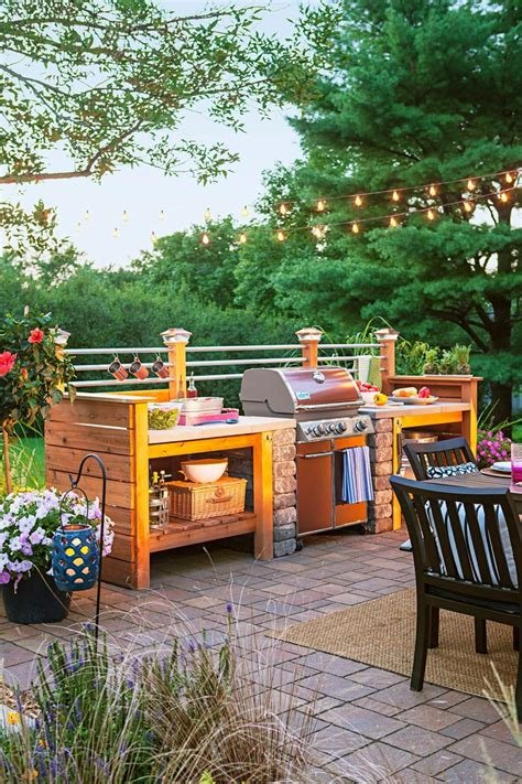 Diy Deck Kitchens