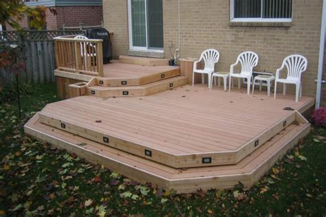 Diy Deck Plan