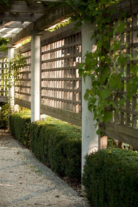 Diy Decorative Privacy Fence