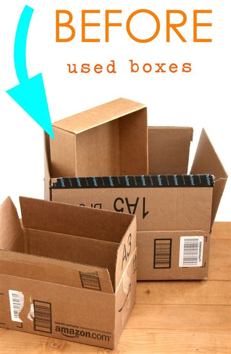 Diy Decorative Storage Boxes