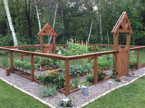 Diy Deer Proof Raised Garden Plans
