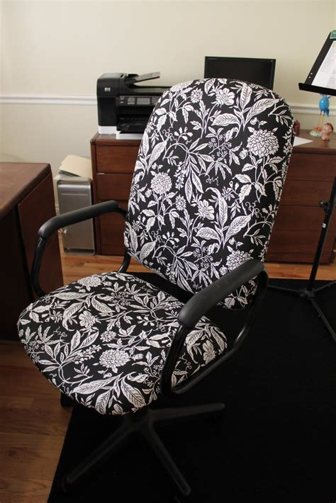 Diy Desk Chair Cover