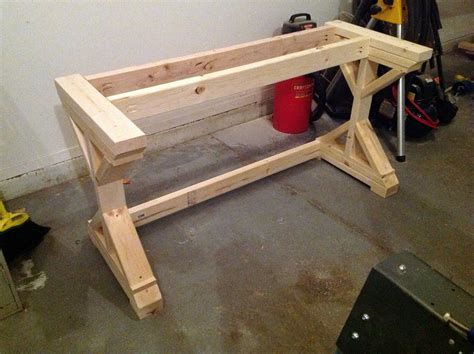 Diy Desk Joinery