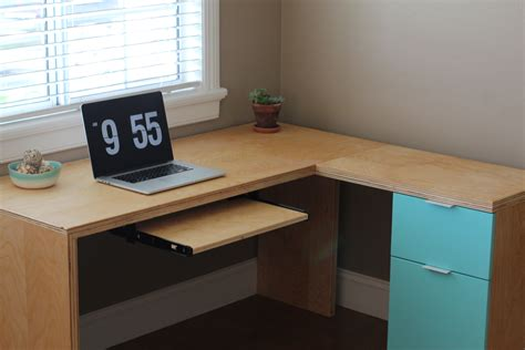 Diy Desk L Shaped