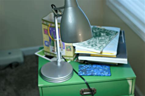 Diy Desk Lamp Box
