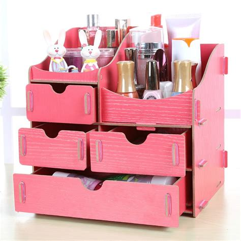 Diy Desk Organizer Diy Makeup