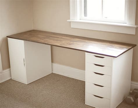 Diy Desk With Drawers