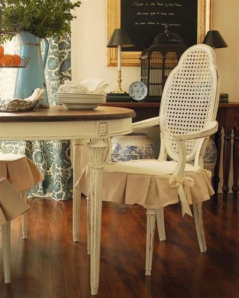 Diy Dining Chair Covers Pinterest