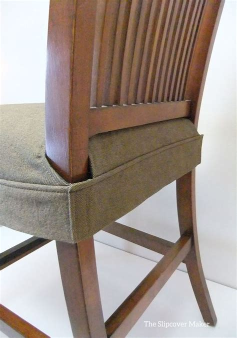 Diy Dining Chair Seat Covers