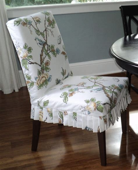 Diy Dining Room Chair Seat Covers