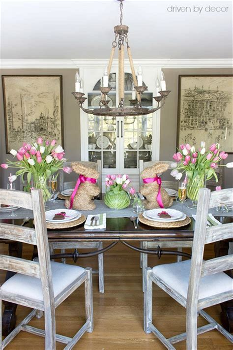 Diy Dining Table Centerpieces Pinterest Pottery