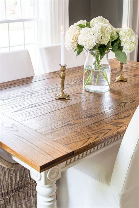 Diy Dinner Table Top