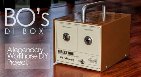 Diy Direct Box Active