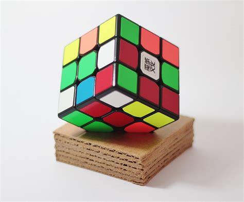 Diy Display Stand Rubiks Cube Timer