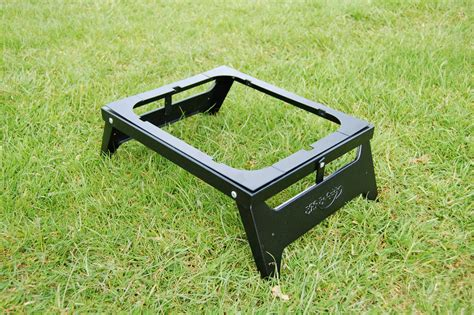 Diy Disposable Bbq Stand