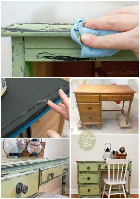 Diy Distressed Wood With Vaseline Ingredients