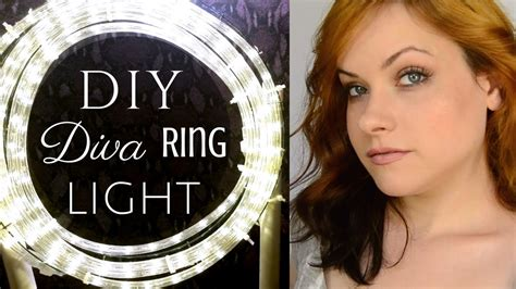 Diy Diva Ring Light Stand