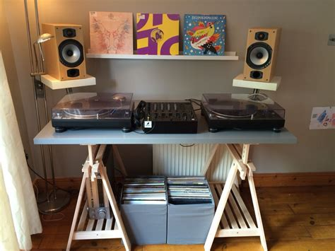 Diy Dj Table Ikea