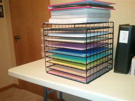 Diy Document Sorter Organizer