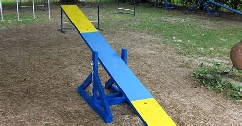 Diy Dog Agility Teeter Totter Plans