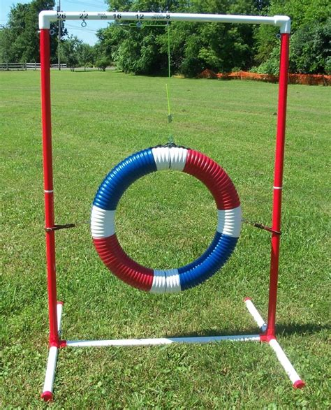 Diy Dog Agility Tire
