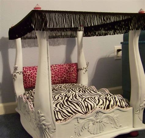 Diy Dog Bed Canopy