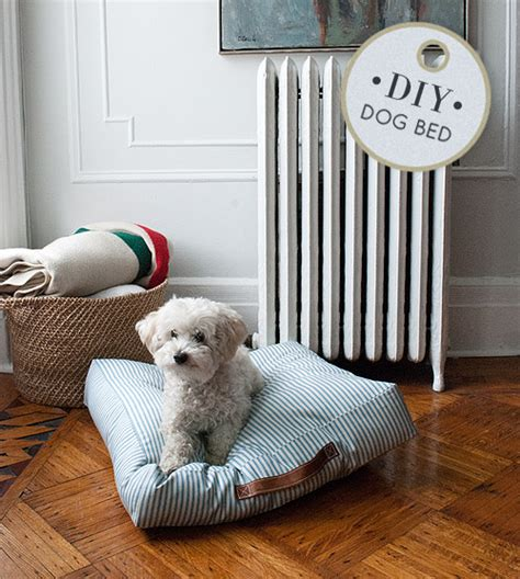 Diy Dog Bed Design Sponge City
