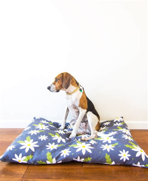Diy Dog Bed Slipcovers