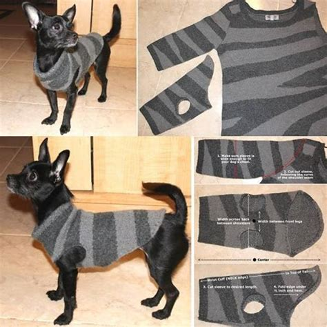 Diy Dog Bed Sweater
