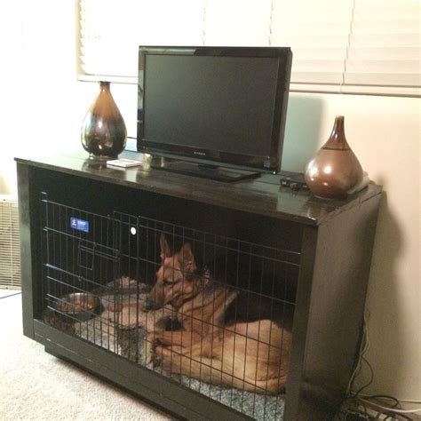 Diy Dog Bed Tv Stand