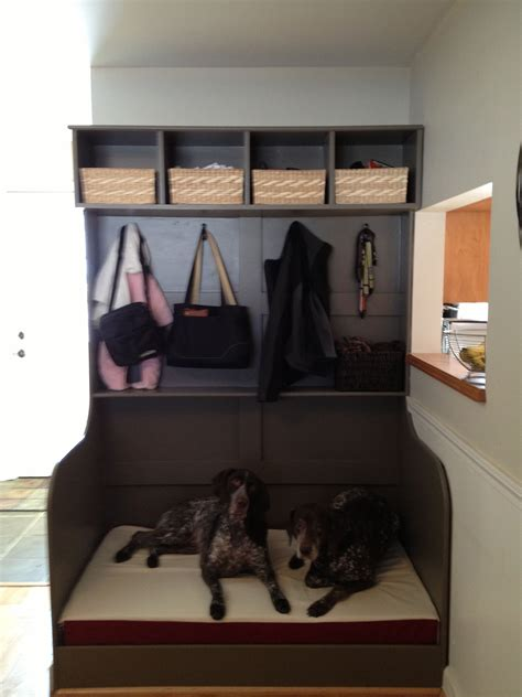 Diy Dog Bed With Storage
